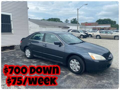 2004 Honda Accord for sale at Augusta Motors Inc in Indianapolis IN