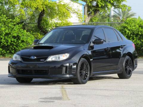 2014 Subaru Impreza for sale at DK Auto Sales in Hollywood FL
