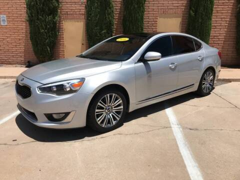 2016 Kia Cadenza for sale at Freedom  Automotive in Sierra Vista AZ