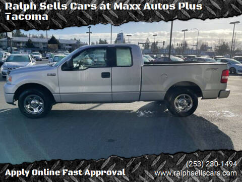 2006 Ford F-150 for sale at Ralph Sells Cars at Maxx Autos Plus Tacoma in Tacoma WA