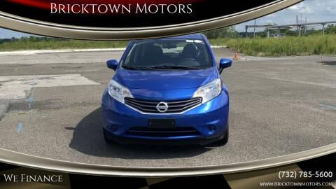 2015 Nissan Versa Note for sale at Bricktown Motors in Brick NJ