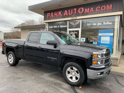 2014 Chevrolet Silverado 1500 for sale at Park Auto LLC in Palmer MA