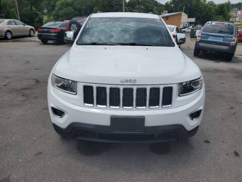 2014 Jeep Grand Cherokee for sale at DISCOUNT AUTO SALES in Johnson City TN