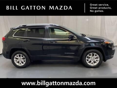 2015 Jeep Cherokee for sale at Bill Gatton Used Cars - BILL GATTON ACURA MAZDA in Johnson City TN