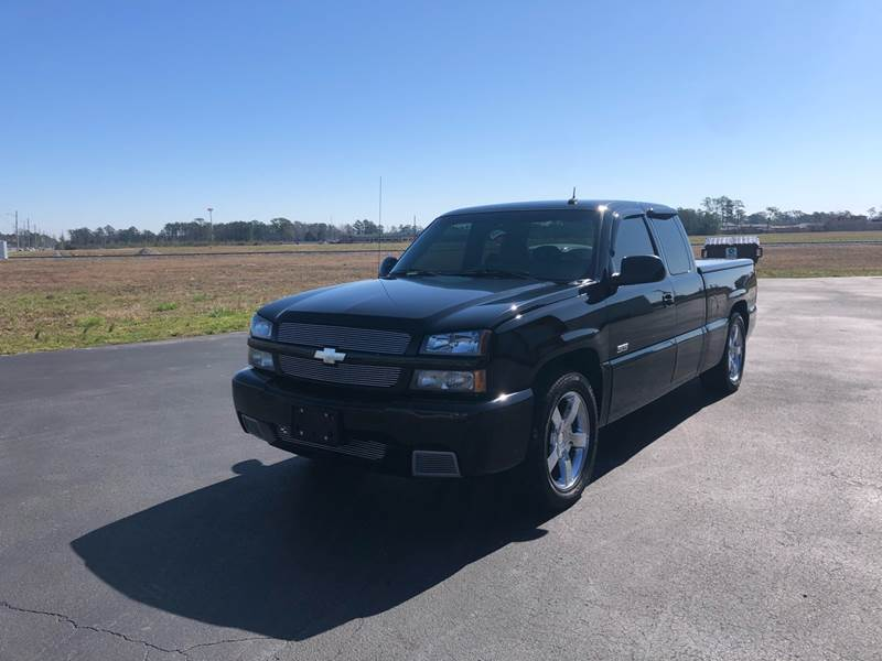 2003 Chevrolet Silverado 1500 SS for sale at Select Auto Sales in Havelock NC
