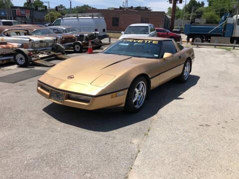 1984 Chevrolet Corvette for sale at Kneezle Auto Sales in Saint Louis MO