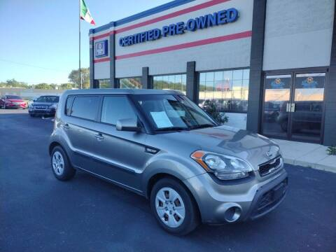 2013 Kia Soul for sale at Ultimate Auto Deals DBA Hernandez Auto Connection in Fort Wayne IN