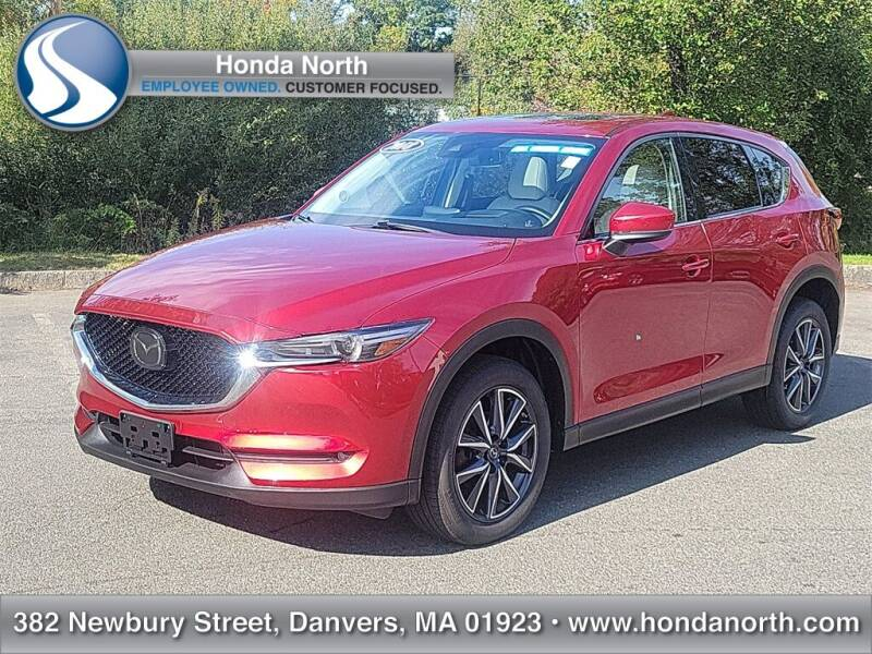 2018 Mazda CX-5 for sale at 1 North Preowned in Danvers MA
