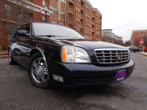 2003 Cadillac DeVille for sale at H & R Auto in Arlington VA
