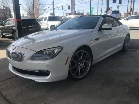 2012 BMW 6 Series for sale at Michael's Imports in Tallahassee FL