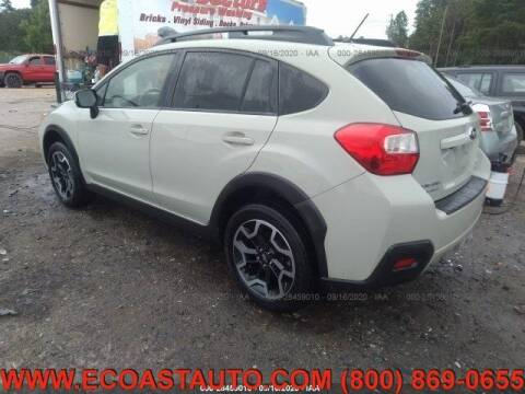 2017 Subaru Crosstrek for sale at East Coast Auto Source Inc. in Bedford VA