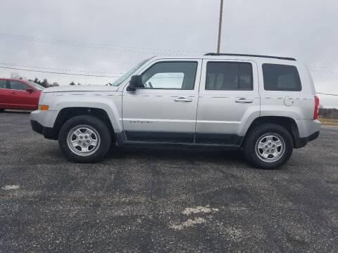 2011 Jeep Patriot for sale at MnM The Next Generation in Jefferson City MO