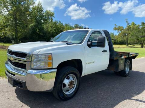 2008 Chevrolet Silverado 3500HD CC for sale at Russell Brothers Auto Sales in Tyler TX