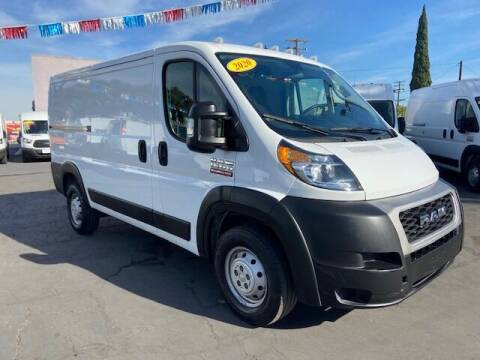 2020 RAM ProMaster Cargo for sale at Auto Wholesale Company in Santa Ana CA