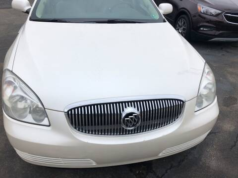2009 Buick Lucerne for sale at Berwyn S Detweiler Sales & Service in Uniontown PA