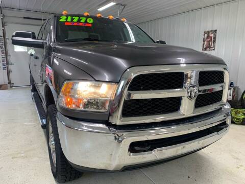 2014 RAM Ram Pickup 3500 for sale at SMS Motorsports LLC in Cortland NY