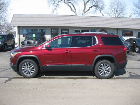 2017 GMC Acadia for sale at Greens Motor Company in Forreston IL