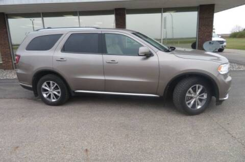2016 Dodge Durango for sale at DAKOTA CHRYSLER CENTER in Wahpeton ND