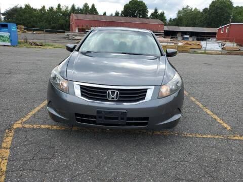 2008 Honda Accord for sale at F & Z MOTORS LLC in Waterbury CT