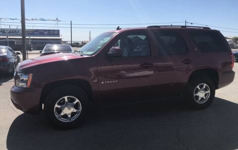 2007 Chevrolet Tahoe for sale at First Choice Auto Sales in Bakersfield CA