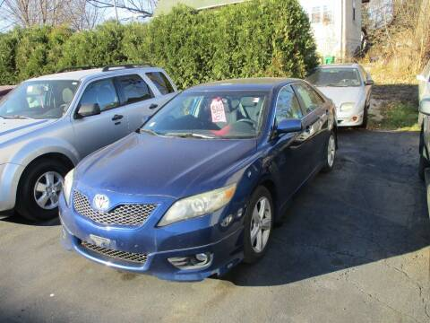 2011 Toyota Camry for sale at SPRINGFIELD AUTO SALES in Springfield WI