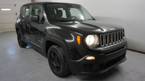 2015 Jeep Renegade for sale at World Auto Net in Cuyahoga Falls OH
