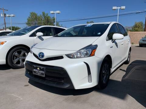 2016 Toyota Prius v for sale at Berge Auto in Orem UT