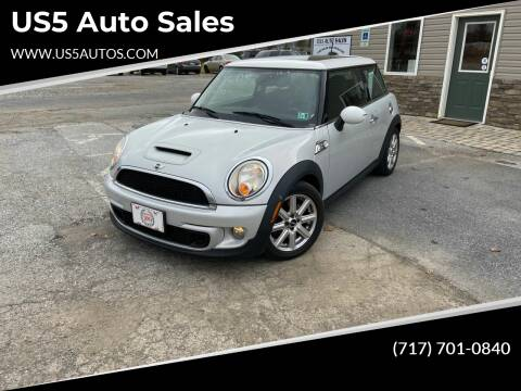 2011 MINI Cooper for sale at US5 Auto Sales in Shippensburg PA