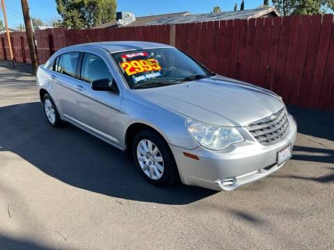 2008 Chrysler Sebring for sale at Mega Motors Inc. in Stockton CA