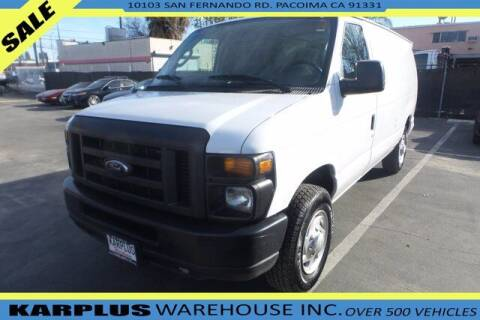 2013 Ford E-Series Cargo for sale at Karplus Warehouse in Pacoima CA