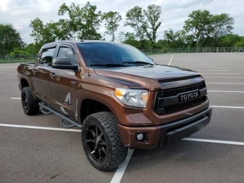 2017 Toyota Tundra for sale at CON ALVARO ¡TODOS CALIFICAN!™ in Columbia TN