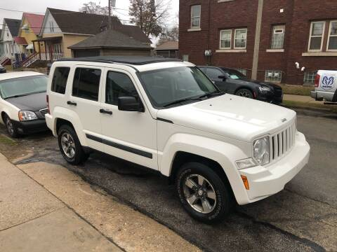 2008 Jeep Liberty for sale at Trans Auto in Milwaukee WI