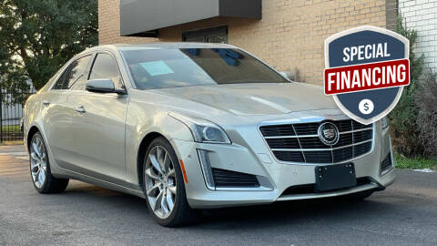 2014 Cadillac CTS for sale at Auto Imports in Houston TX