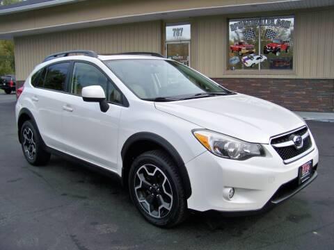 2013 Subaru XV Crosstrek for sale at RPM Auto Sales in Mogadore OH