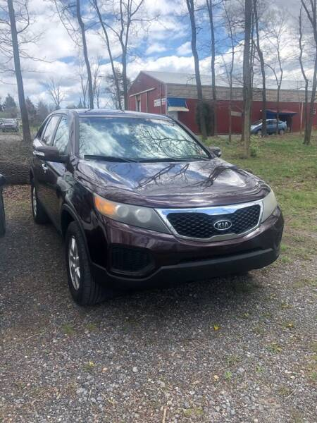 2011 Kia Sorento for sale at Noble PreOwned Auto Sales in Martinsburg WV