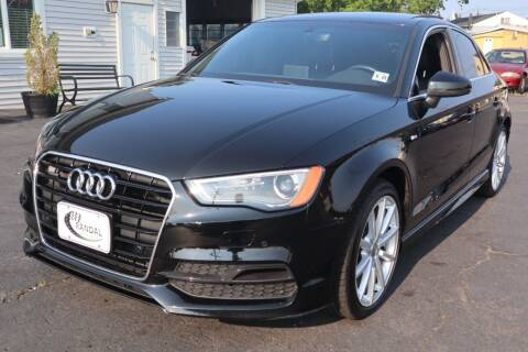 2016 Audi A3 for sale at Randal Auto Sales in Eastampton NJ