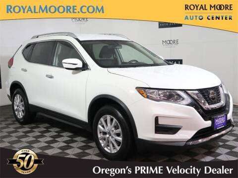 2018 Nissan Rogue for sale at Royal Moore Custom Finance in Hillsboro OR