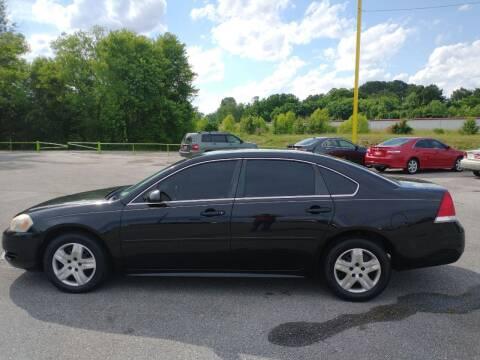 2011 Chevrolet Impala for sale at Space & Rocket Auto Sales in Meridianville AL
