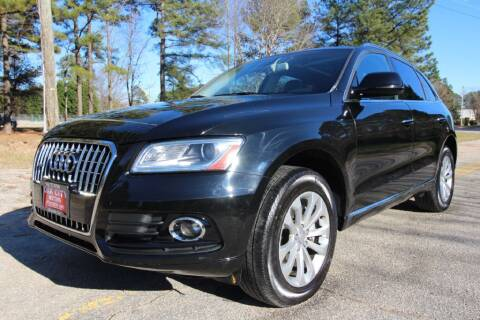 2016 Audi Q5 for sale at Oak City Motors in Garner NC
