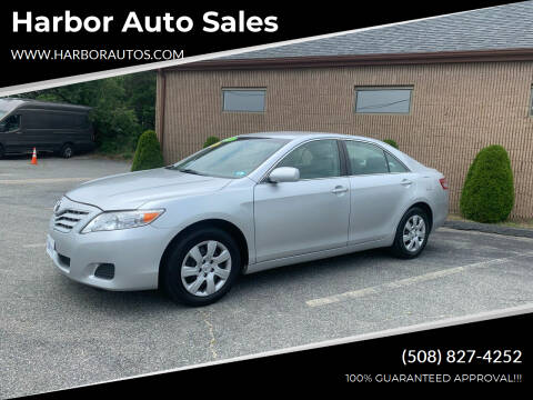 2011 Toyota Camry for sale at Harbor Auto Sales in Hyannis MA