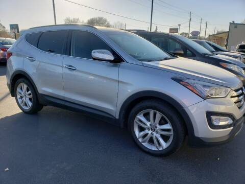 2013 Hyundai Santa Fe Sport for sale at Auto Image Auto Sales Chubbuck in Chubbuck ID