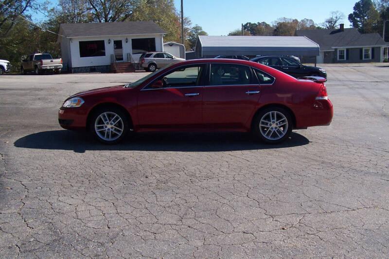 2014 Chevrolet Impala Limited LTZ Fleet 4dr Sedan - Union SC