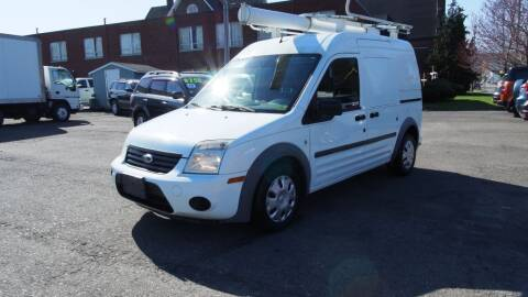 2012 Ford Transit Connect for sale at Just In Time Auto in Endicott NY
