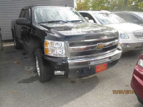 2011 Chevrolet Silverado 1500 for sale at D & F Classics in Eliot ME