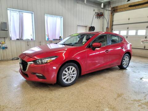 2017 Mazda MAZDA3 for sale at Sand's Auto Sales in Cambridge MN