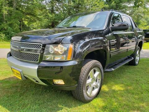 2011 Chevrolet Avalanche for sale at A-1 Auto in Pepperell MA