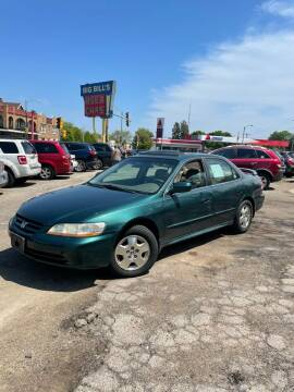 2002 Honda Accord for sale at Big Bills in Milwaukee WI