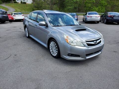 2010 Subaru Legacy for sale at DISCOUNT AUTO SALES in Johnson City TN