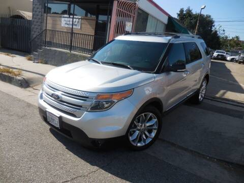 2014 Ford Explorer for sale at ARAX AUTO SALES in Tujunga CA
