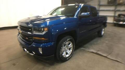 2018 Chevrolet Silverado 1500 for sale at Waconia Auto Detail in Waconia MN